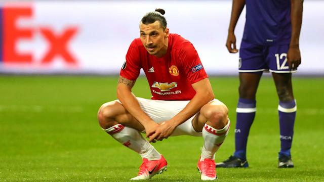 The Red Devils boss says the Swede's recovery from a knee injury is all that matters as questions are asked of his ongoing presence at Old Trafford
