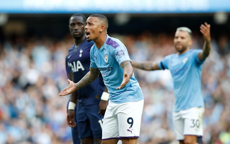Opportunistic Spurs, VAR produce draw at Man City