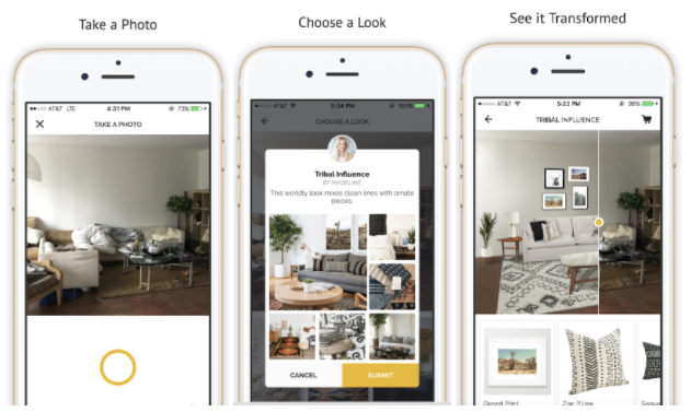This New Interior Design App Was Inspired By Tinder