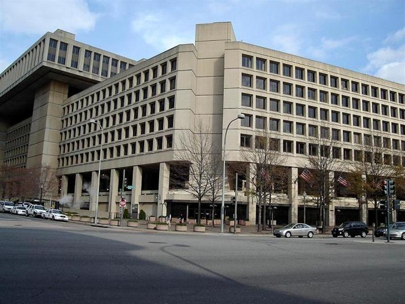 <b>J. Edgar Hoover Building (FBI HQ); Washington, D.C.</b> This is reason alone to avoid the 10 Most Wanted list. Situated in the center of the city, this dreary 1970s behemoth is almost unavoidable. Its days may be numbered as discussions about the department's relocation are rumored to be swirling around the capital city.