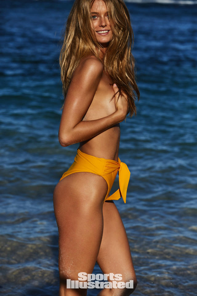 "<p>Kate Bock was photographed by Josie Clough in Nevis. Swimsuit by <a href=""https://www.vybswim.com/"" rel=""nofollow noopener"" target=""_blank"" data-ylk=""slk:VYB Swim"" class=""link rapid-noclick-resp"">VYB Swim</a>.</p>"
