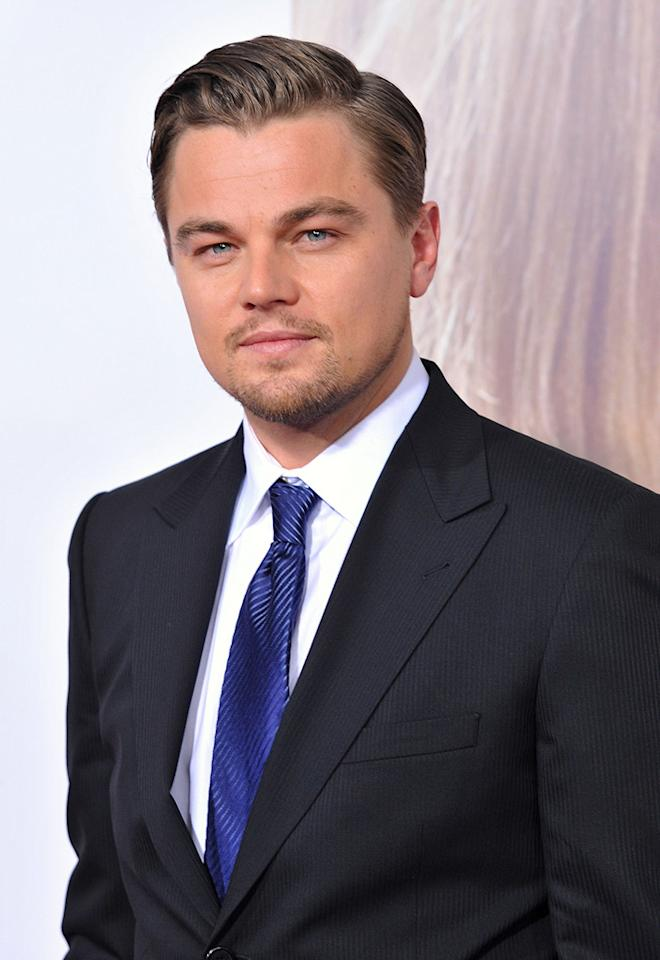 "<a href=""http://movies.yahoo.com/movie/contributor/1800020898"">Leonardo DiCaprio</a> at the Los Angeles premiere of <a href=""http://movies.yahoo.com/movie/1809883886/info"">Revolutionary Road</a> - 12/15/2008"