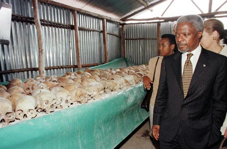 Annan repeatedly acknowledged that he did not do enough to prevent the genocide in Rwanda