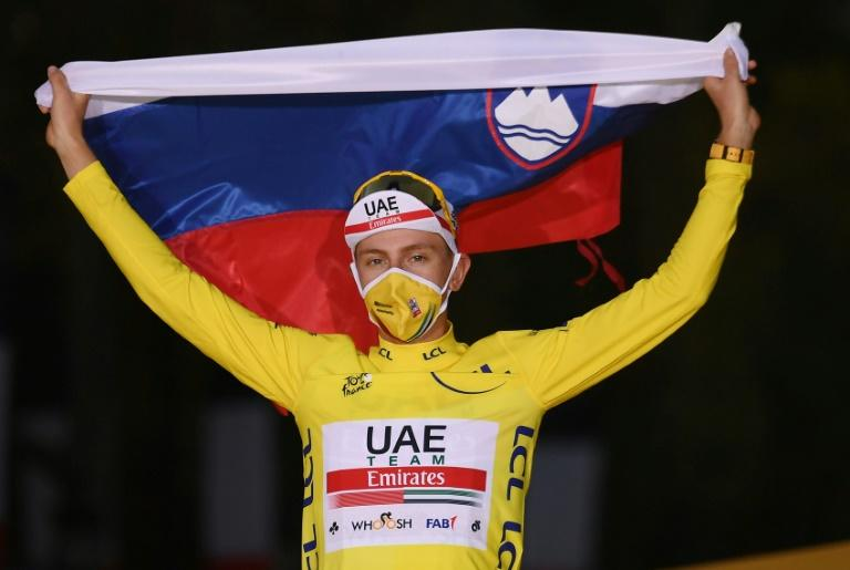 Worlds 'new goal' for Tour winner Pogacar