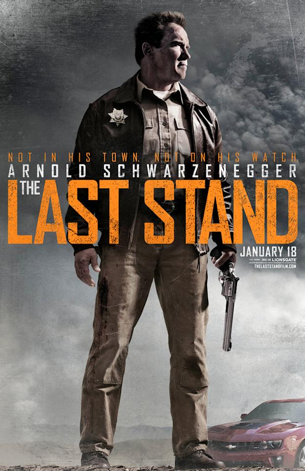 "Lionsgate's ""Last Stand"" - 2013"