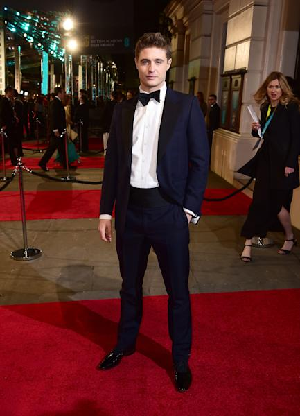 <p>The actor stars in CIA drama Condor which is returning for a second series.</p>