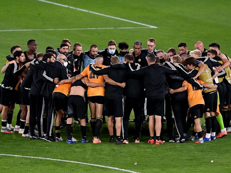 Wolves face Seville for a place in the Europa League semi-finals: Getty