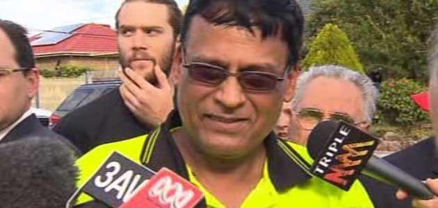 Abhay Singh said the deaths of four relatives has shattered his wider family. Photo: 7News