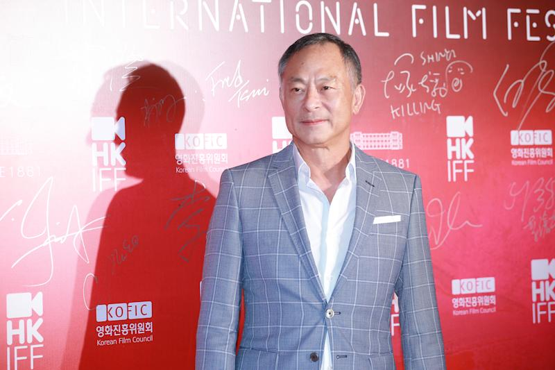 HONG KONG, CHINA - MARCH 18: Director Johnnie To Kei-fung arrives at the red carpet of the 43rd Hong Kong International Film Festival (HKIFF) on March 18, 2019 in Hong Kong, China. (Photo by Visual China Group via Getty Images/Visual China Group via Getty Images)