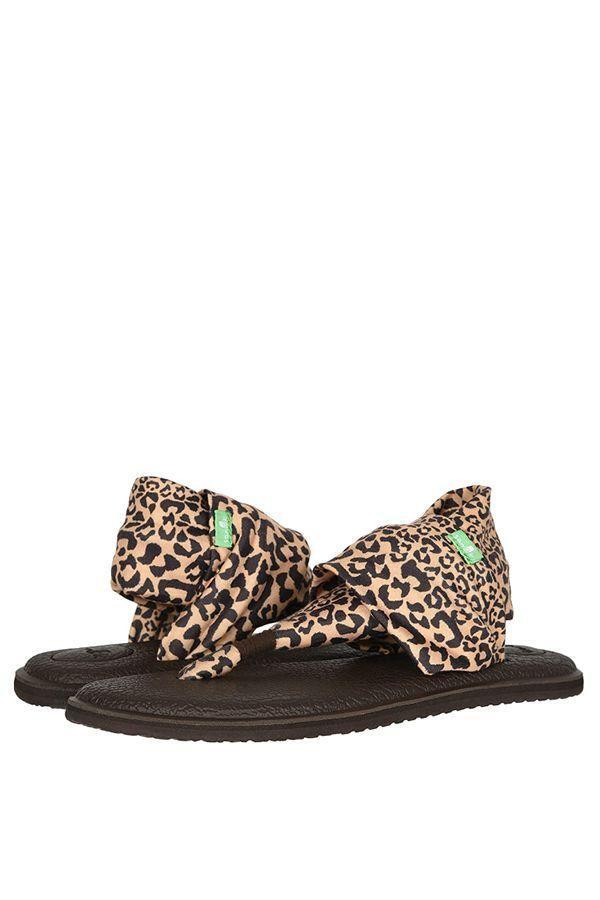 """<p><strong>Sanuk</strong></p><p>zappos.com</p><p><strong>$34.95</strong></p><p><a href=""""https://go.redirectingat.com?id=74968X1596630&url=https%3A%2F%2Fwww.zappos.com%2Fp%2Fsanuk-yoga-sling-2-prints%2Fproduct%2F8347144&sref=https%3A%2F%2Fwww.oprahdaily.com%2Fstyle%2Fg25893553%2Fbest-sandals-for-women%2F"""" rel=""""nofollow noopener"""" target=""""_blank"""" data-ylk=""""slk:SHOP NOW"""" class=""""link rapid-noclick-resp"""">SHOP NOW</a></p><p>Made of the same cushy, sponge-like material as yoga mats, you won't want to take these casual sandals off. Available in prints and solids, this vegan pair features a stretch knit ankle design. </p>"""