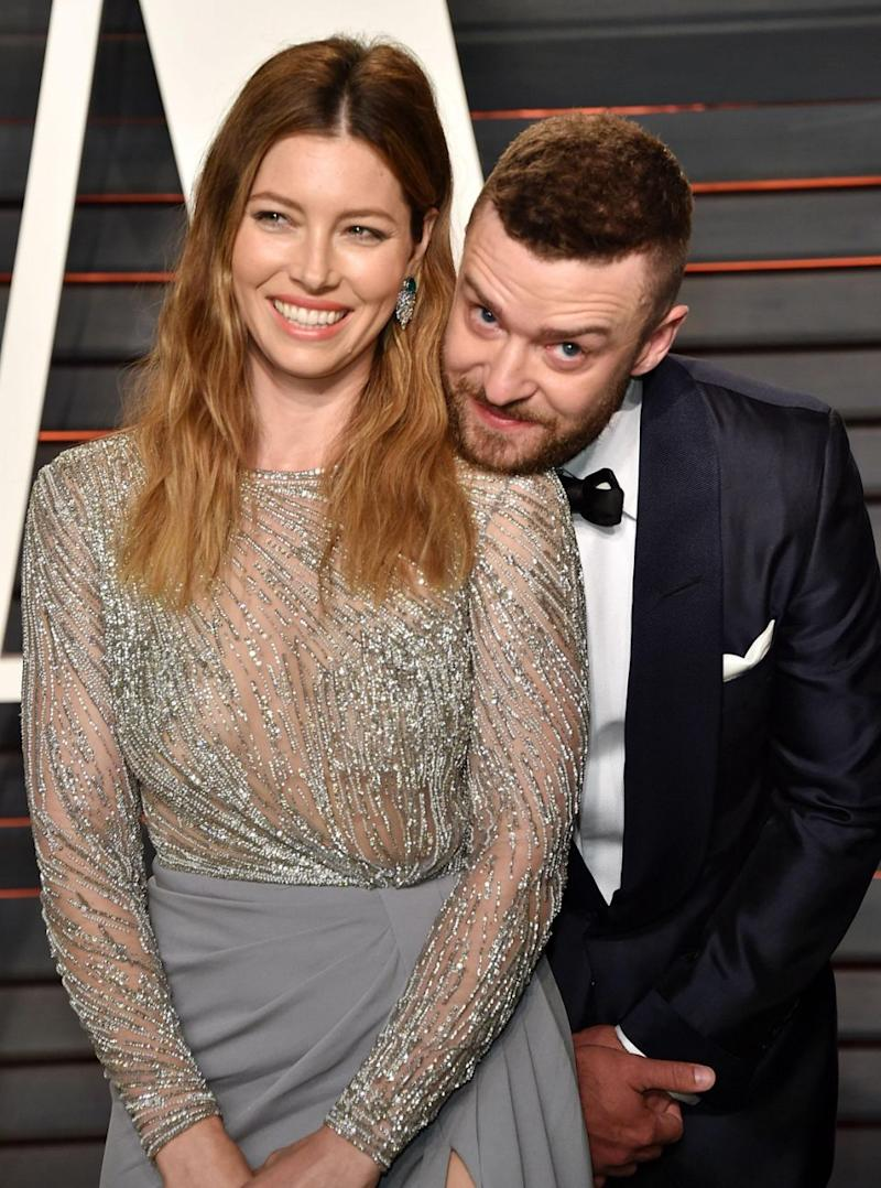 Jessica, seen here with hubby Justin Timberlake has previously said the restaurant isn't yet profitable. Source: Getty