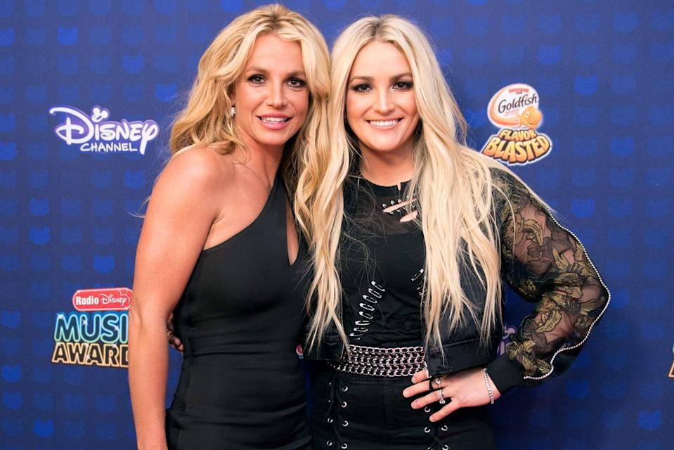 Jamie Lynn Spears Says Sister Britney Helped Her Come Up with Zoey 101 Theme Song