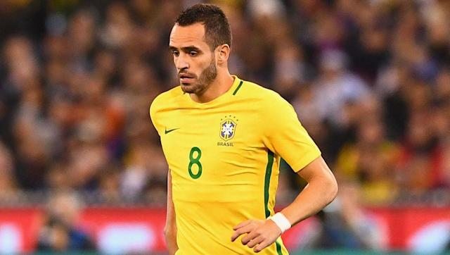 """<p><strong>Age: </strong>29</p> <p><strong>Position:</strong> Midfielder</p> <br><p>Contrary to initial speculation, Renato Augusto's move to Beijing in 2016 from Corinthians hasn't hindered his chances of international selection at all, with the former Bayer Leverkusen star earning the majority of his 23 Brazil caps since his move to the Chinese Super League.</p> <br><p>With solid performances for club and country over the last 18 months, Renato is a near shoo-in for Tite's World Cup squad next summer.</p> <br><p>While the man himself appears to be happy in China - he was recently quoted heaping praise on both the league and country and <a href=""""http://www.goal.com/en/news/renato-augusto-i-convinced-oscar-to-come-to-china/1menyfsml9paq1fiwb1eg6s43z"""" rel=""""nofollow noopener"""" target=""""_blank"""" data-ylk=""""slk:even admitted to coaxing compatriots Hulk and Oscar into joining him."""" class=""""link rapid-noclick-resp"""">even admitted to coaxing compatriots Hulk and Oscar into joining him.</a> However, he might just be on the radar of a few European clubs on the look out for an experienced, deep-lying midfield operator.</p>"""