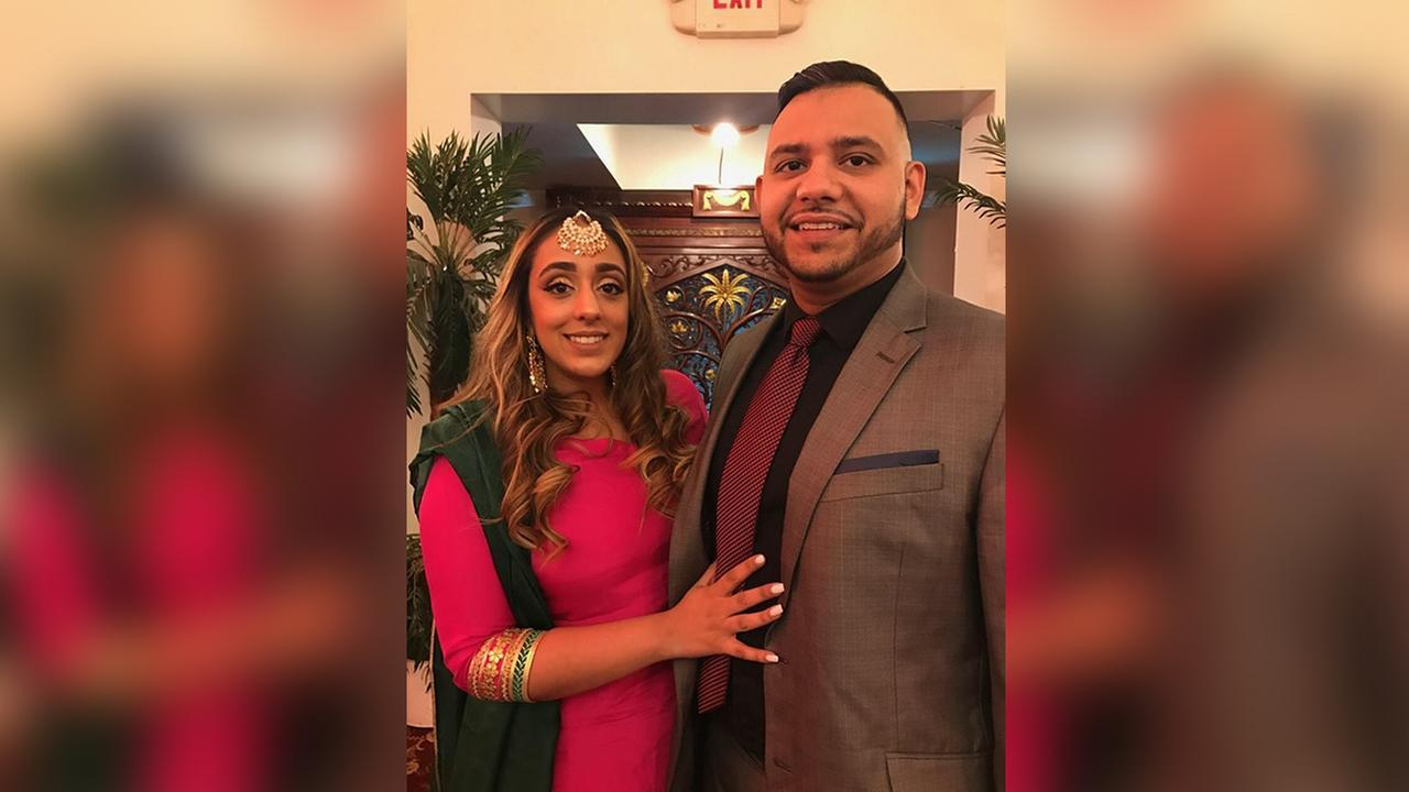 Karan Dhillon says Harleen Grewal was the love of his life. The 25-year-old Astoria woman was found in the passenger seat of the burned-out 2007 Infiniti G35 early Friday morning.