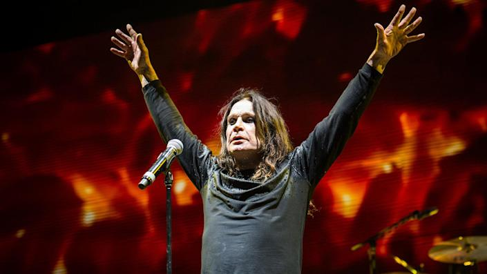 """<ul> <li><strong>Net worth: </strong>$220 million</li> </ul> <p>Known as the Godfather of Heavy Metal, Ozzy Osbourne was a co-founder of Black Sabbath in 1970. With his wife, Sharon, he co-founded Ozzfest, a metal festival tour. He has sold more than 100 million albums and is in the Rock & Roll Hall of Fame as a member of Black Sabbath, and in the UK Music Hall of Fame as a group and solo artist.</p> <p><em><strong>They Took Their Time: <a href=""""https://www.gobankingrates.com/net-worth/celebrities/celebrities-got-rich-famous-later-life/?utm_campaign=1120407&utm_source=yahoo.com&utm_content=9&utm_medium=rss"""" rel=""""nofollow noopener"""" target=""""_blank"""" data-ylk=""""slk:Samuel L. Jackson and 34 Other Celebrities Who Got Rich and Famous Later in Life"""" class=""""link rapid-noclick-resp"""">Samuel L. Jackson and 34 Other Celebrities Who Got Rich and Famous Later in Life</a></strong></em></p> <p><small>Image Credits: Amy Harris/Invision/AP/REX</small></p>"""