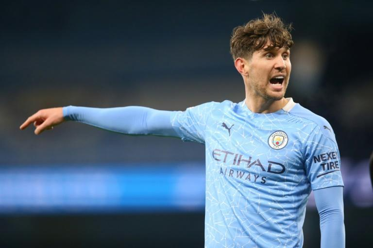 John Stones has played in three of Manchester City's last four games