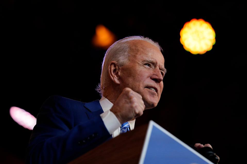 <p>President-elect Biden introduced his economic team on Tuesday.</p> (Copyright 2020 The Associated Press. All rights reserved)