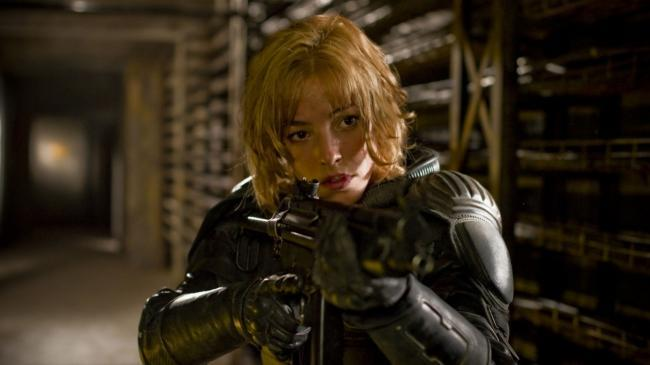 <p> In this day and age, that there's equality in the portrayal of male and female characters in this film shouldn't be exceptional. But it is. Neither heroine Judge Anderson and villainess Ma-Ma are sexualised, weak, or over-emotional. They share equal screen time with the titular hero Judge Dredd, their wardrobes are genderless, and they actually have personalities. They are simply excellent characters who happen to be women. </p> <p> Of course, there is the inconvenient fact that the Street Judges are essentially are glorified take on police brutality, but best not to dwell on it. </p>