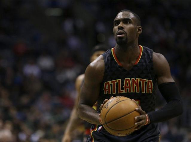 "Many in the basketball world were surprised at how much the Knicks offered <a class=""link rapid-noclick-resp"" href=""/nba/players/5194/"" data-ylk=""slk:Tim Hardaway Jr."">Tim Hardaway Jr.</a> (AP)"
