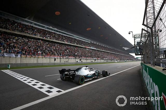 "GP de China, Lewis Hamilton, Mercedes <span class=""copyright"">Steve Etherington / Motorsport Images</span>"