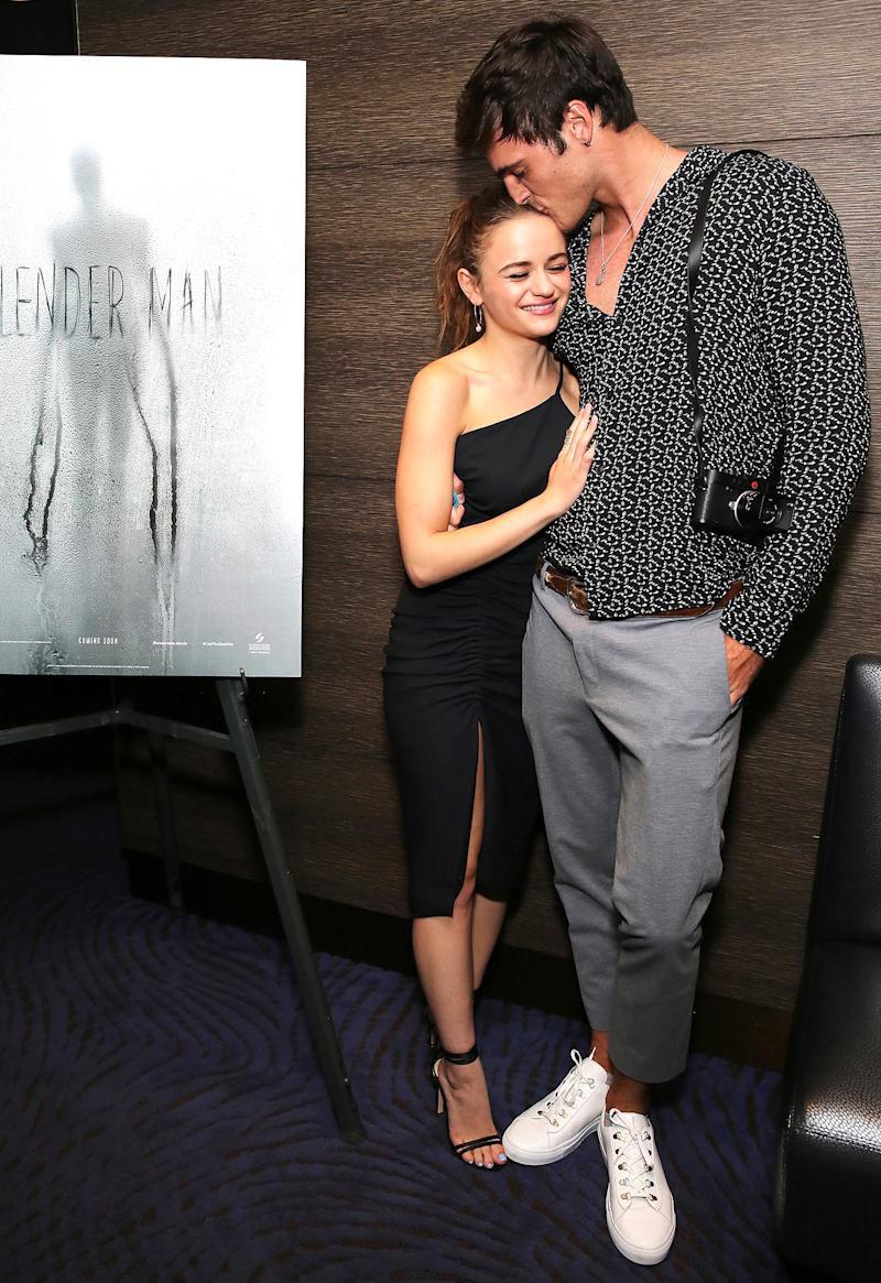 The Kissing Booth Couple Joey King and Jacob Elordi Show