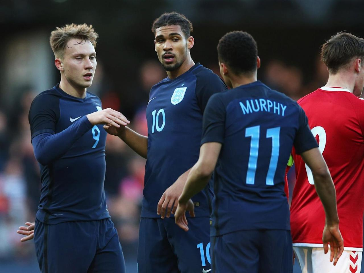 Ruben Loftus-Cheek stars as impressive England Under-21s sweep past Denmark with convincing win