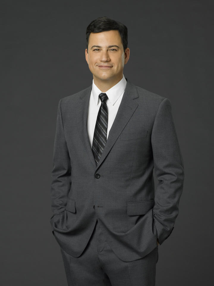 """Outstanding Variety, Music, or Comedy Series: """"Jimmy Kimmel Live"""""""
