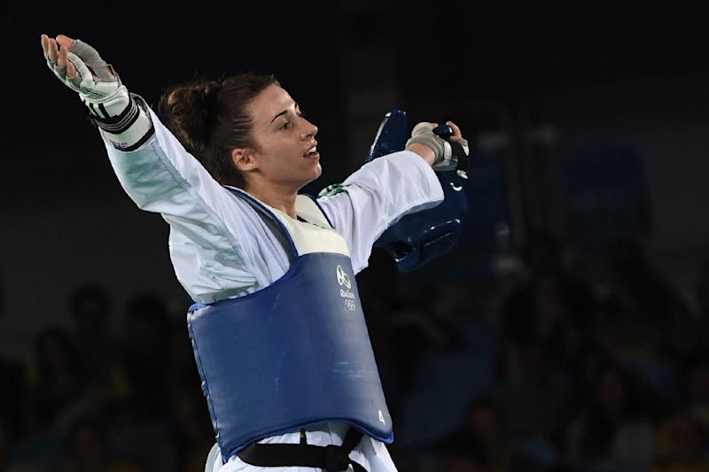 Britain's Bianca Walkden is at the centre of a taekwondo controversy after defeating China's Zheng Shuyin