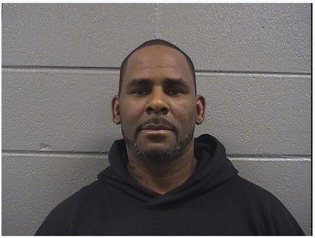 R. Kelly Hits Up McDonald's After Finally Making Bail