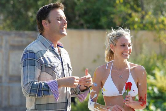 Bachelor Andy Baldwin selects Tessa Horst rejects Bevin Powers