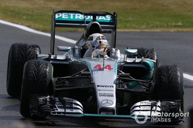 "Mercedes-Benz F1 W06 (2016) <span class=""copyright"">JEP / Motorsport Images</span>"