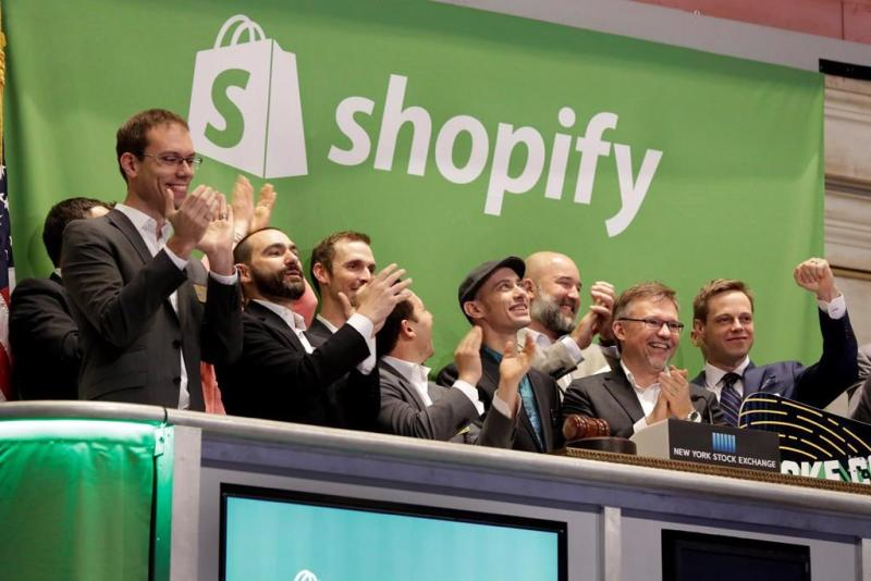 Shopify and Walmart team up to take on shared competitor: Amazon.com