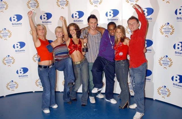 Record of the Year Awards/ S Club 7