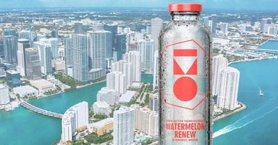 Oki beverages by Phivida are now available in Florida (CNW Group/Phivida Holdings Inc.)