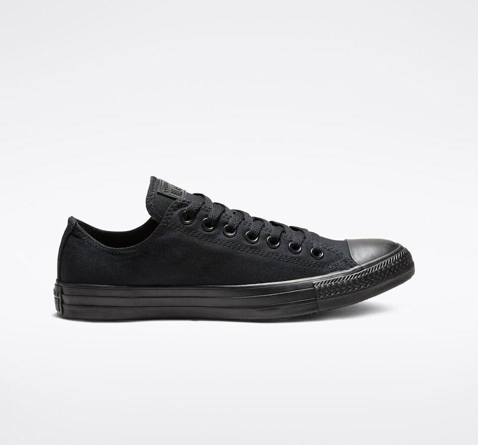 <p><span>Chuck Taylor All Star Low Tops</span> ($50)</p>