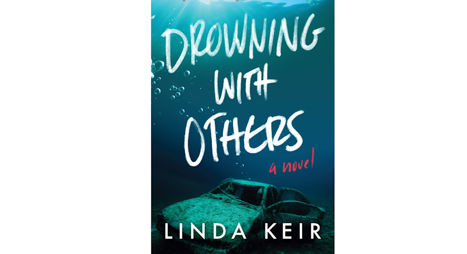 Linda Keir is the pen name of Linda Joffe Hull and Keir Graff. [Photo: Amazon]