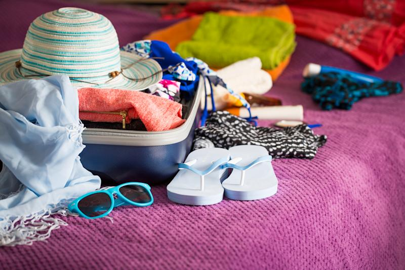 There are a lot of cruise essentials that you actually don't need to bring. (Photo: Getty)