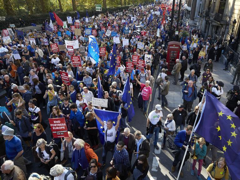 I haven't marched in almost 50 years – but for my grandchildren's future, I'll fight for a Final Say on Brexit