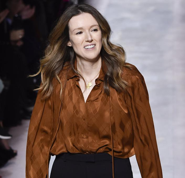Clare Waight Keller Leaves Givenchy As The First Woman To Be Artistic Director I Feel Honored