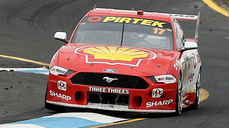 Scott McLaughlin and his Ford Mustang have been the source of controversy and debate throughout the 2019 V8 Supercars season, rival driver Scott McLaughlin says. (Photo by Robert Cianflone/Getty Images)