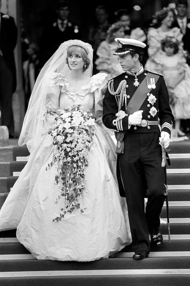 Royalty – Prince of Wales and Lady Diana Spencer Wedding – London