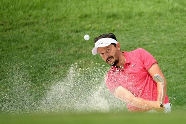 Mike Lorenzo-Vera snapped … or, at least his club did. (Getty)