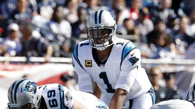 Carolina Panthers quarterback Cam Newton, who had already lost a sponsor for a degrading comment he made to a female reporter, apologized for the incident late on Thursday.