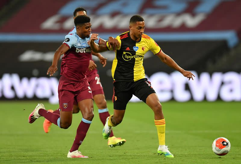 West Ham closes in on EPL survival after crucial win over Watford