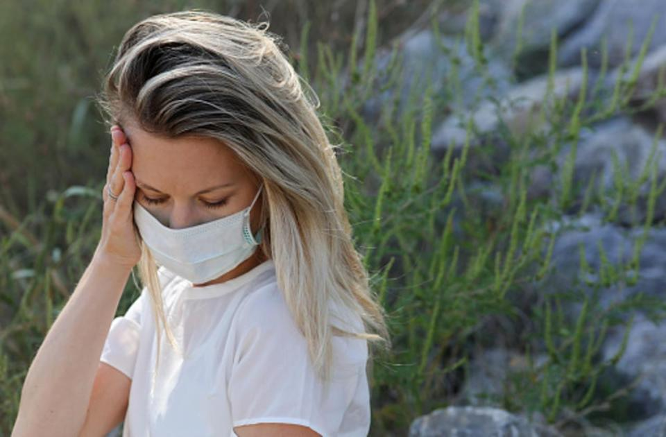 COVID or allergies? How to spot the difference