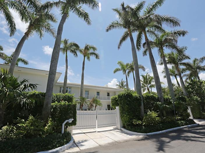 jeffrey epstein palm beach