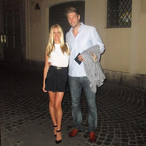Kristin Cavallari Shares Honeymoon Pictures With Jay Cutler In Italy
