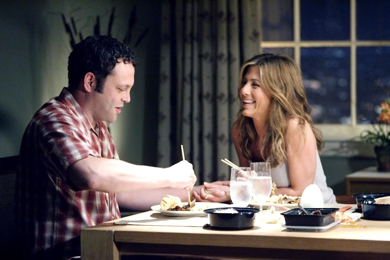 """<p>When a couple decides to break up, there's just one problem: their shared condo. Since both refuse to leave, they stay living together, resorting to increasingly ridiculous tactics to drive each other away - but possibly having the exact opposite effect.</p> <p>Watch<a href=""""http://www.netflix.com/title/70042688"""" target=""""_blank"""" class=""""ga-track"""" data-ga-category=""""Related"""" data-ga-label=""""http://www.netflix.com/title/70042688"""" data-ga-action=""""In-Line Links""""> <strong>The Break-Up</strong> </a>now.</p>"""