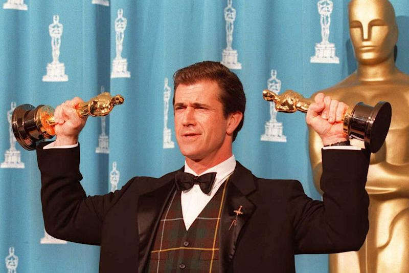 Mel Gibson (AFP/Getty Images)