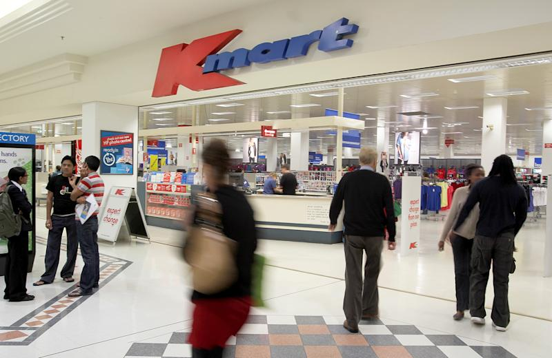 Image of Kmart store in Australia